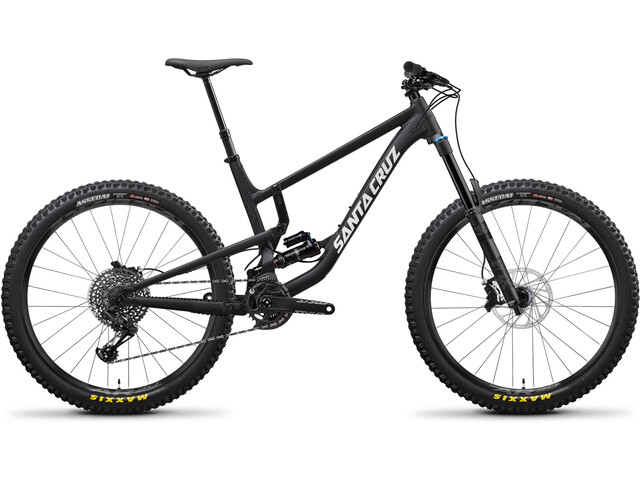 Santa Cruz Nomad 4 AL S-Kit gloss carbon/white